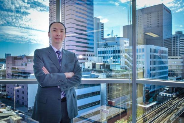 Joseph Hong, managing director of the Thai unit. .
