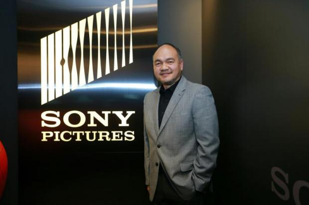 Sony will be able to release more films in Thailand with the new affiliate film studio, says Mr Rachot.
