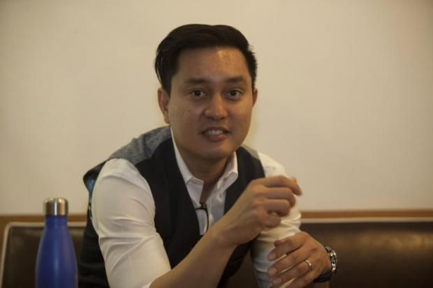 Mr Akarat says the firm is becoming a content provider. Pawat Laopaisarntaksin