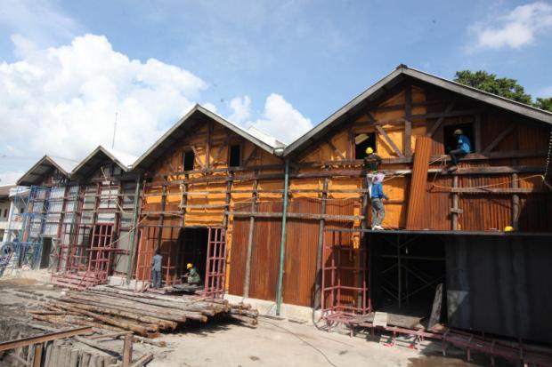 The properties of the Wanglee family date back to the era of King Rama III.