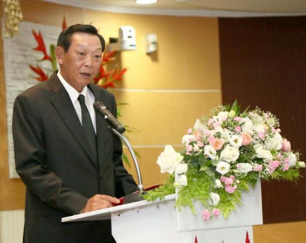 NBTC new chairman General Sukit Khamasunthorn