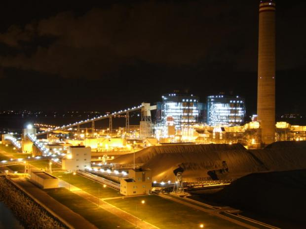 Banpu's power plant in Laos. The company has been carrying out an expansion strategy to acquire interest in cash-generating assets and continue diversification into the gas business.