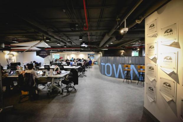 DTAC Accelerate has expanded its co-working space called Hangar in Chamchuri Square.