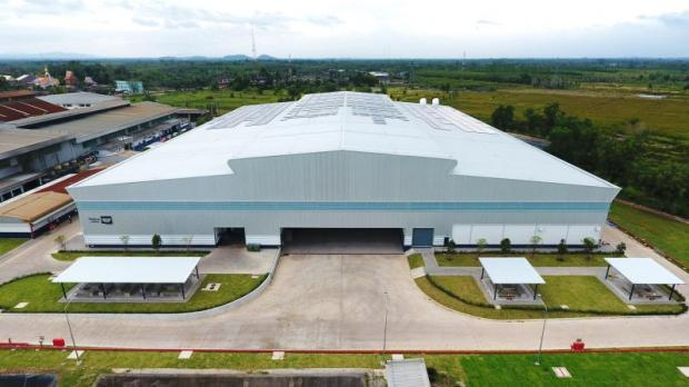 Grohe's zinc manufacturing facility plant in Klaeng, Rayong province. The expansion will support the growth of luxury sanitary utensils in the country.