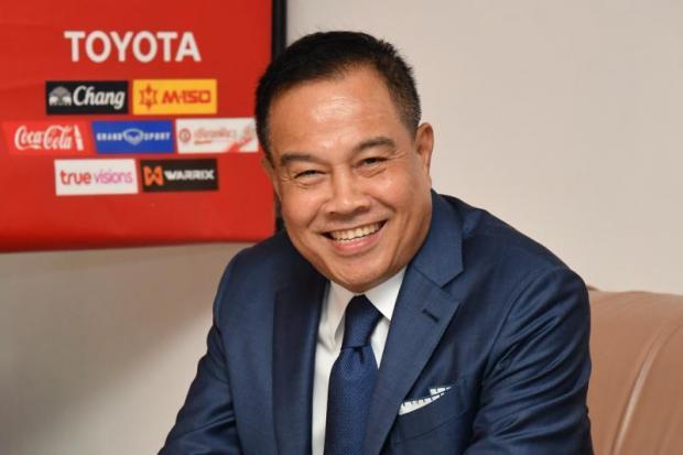 FAT president Somyot Poompunmuang. PR