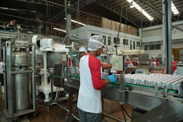 Me Infinity is launching its foreign campaign from a Thai factory.