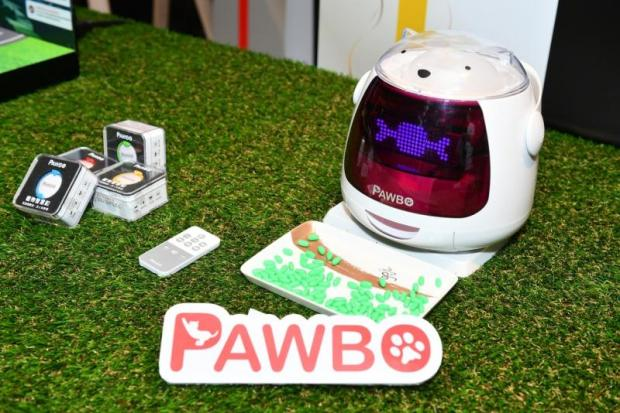 Acer's Pawbo Munch is a smart feeding device for pets.