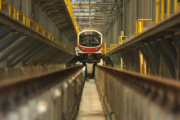 New criteria for bonus payments will be applied to affiliated firms of state-owned enterprises including SRT Electrified Train Co which runs the Airport Rail Link.PATIPAT JANTHONG