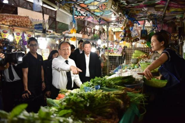 Sontirat: Thong Fah shops to help