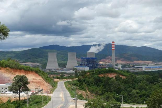 Ratch's Hongsa coal-fired plant in Laos. The company hopes to finalise two acquisition deals in Asean and Australia during this half.