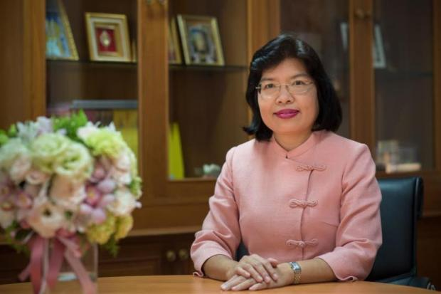 Mrs Auramon is director-general of the Trade Negotiations Department under the Commerce Ministry.