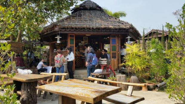 Revenue from Café de Mena helps to support a sustainable community tourism venture in Phu Rua district of Loei. Katherine O'Chee