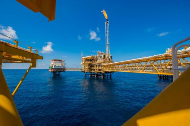 PTTEP's Bongkot offshore gas block in the Gulf of Thailand, where it recently increased its stake.