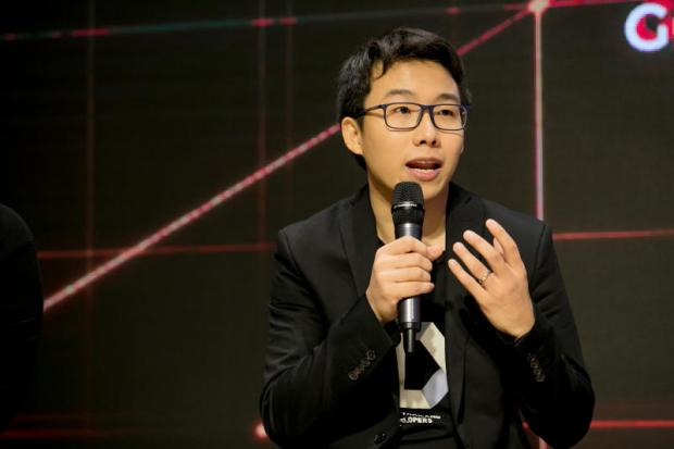 Mr Zhao said the platform can solve the problem of app overflow.