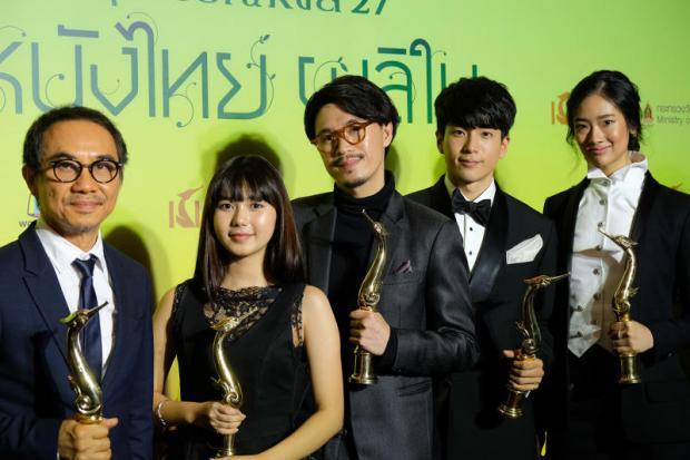 Bad Genius sweeps Subannahongsa Awards