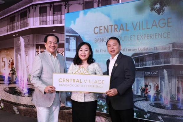 CPN developing luxury outlet shopping experience