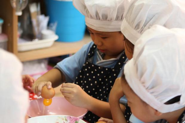Recipe for success: Students at the Starfish Country Home School in Chiang Mai participate in a STEAM class. PHOTOS: SUPPLIED