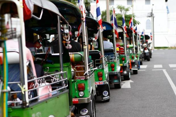 Unique attractions like tuk-tuk rides make Thailand a top draw for Mice attendees.