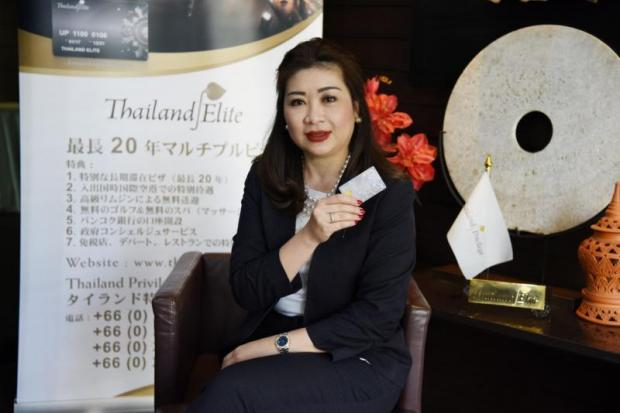 Ms Ratchadawan says younger clients have shown confidence in the Thai economy.