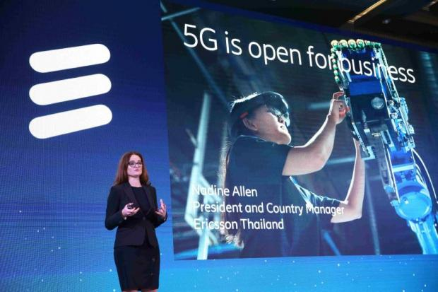 Ericsson: LTE mobile networks ascendant in Thailand