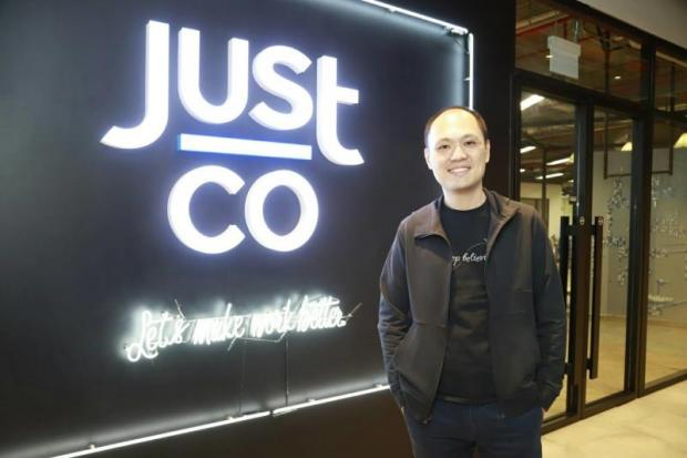Kong Wan Sing, founder and chief executive of co-working space operator JustCo.