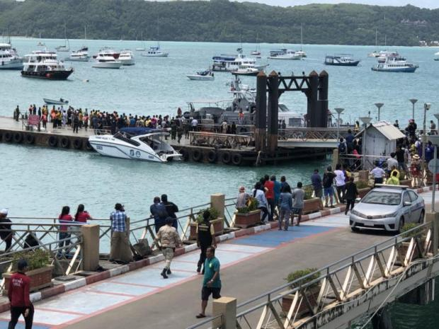The Tourism and Sports Ministry says 24 ports and piers across Phuket have upgraded safety standards for the public.