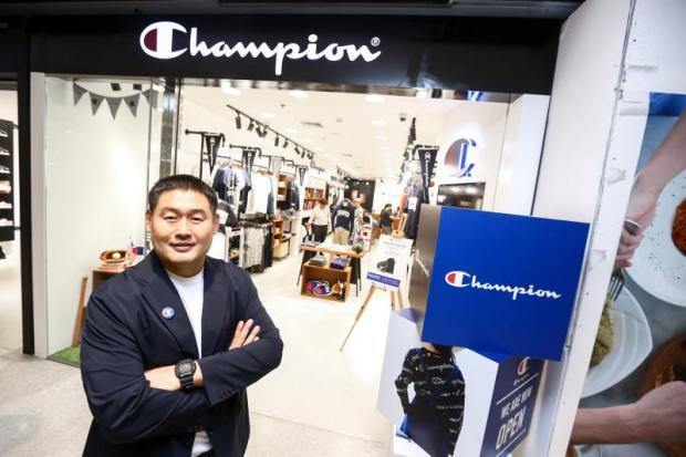 Champion makes Thai return
