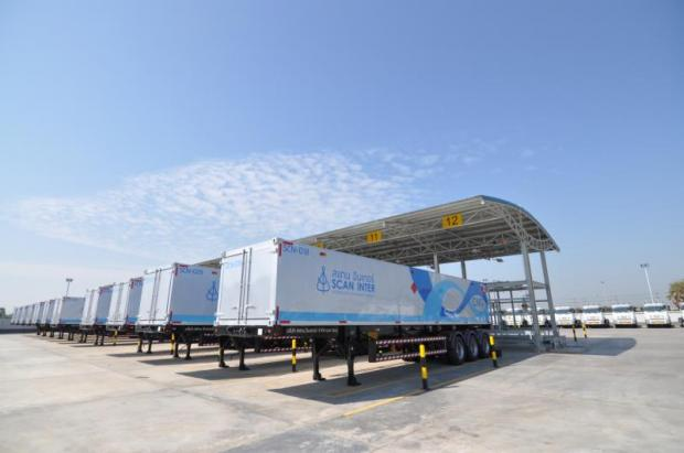 SCN provides compressed natural gas for trucks and other large commercial vehicles.