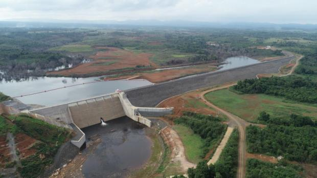 The Xe-Pian Xe-Namnoy Dam is to supply a hydroelectric power plant in Laos.