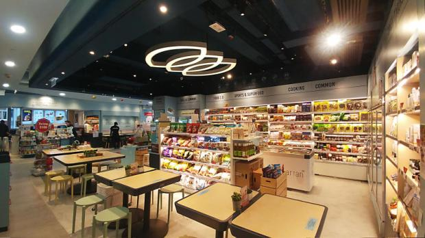 Green Common has branched out to seven locations around Hong Kong and will soon expand to Singapore and Macau. Photos courtesy of Green Monday