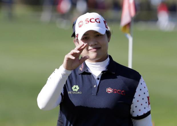World No.1 and 2018 LPGA player of the year Ariya Jutanugarn. (AP photo)