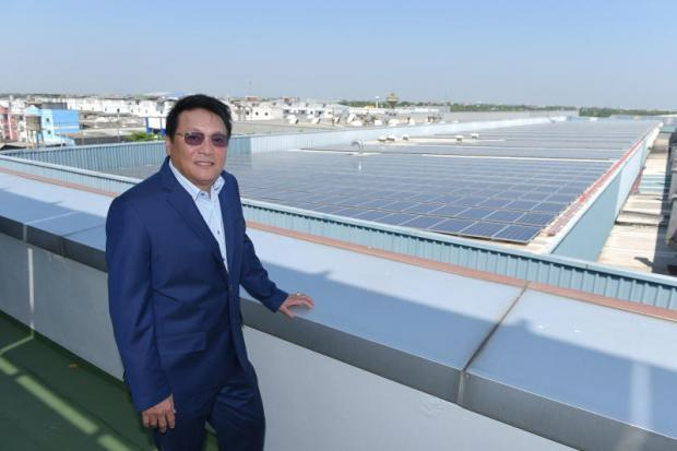RCI installs solar rooftop to offset metal costs Bangkok Post: business