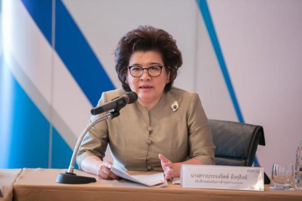 International Trade Promotion director-general Banjongjitt Angsusingh: Exports are still 'relatively strong'