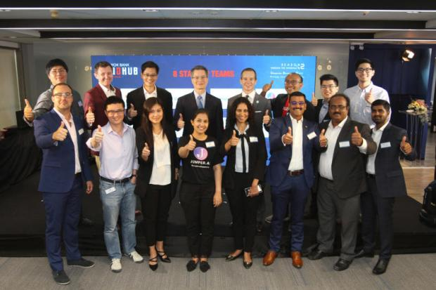 Bangkok Bank joined Nest and Bualuang Ventures to choose eight tech startups from its second global accelerator programme, Bangkok Bank InnoHub Season 2.