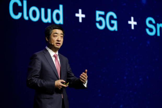 Huawei: AI, cloud and 5G to overhaul the sector