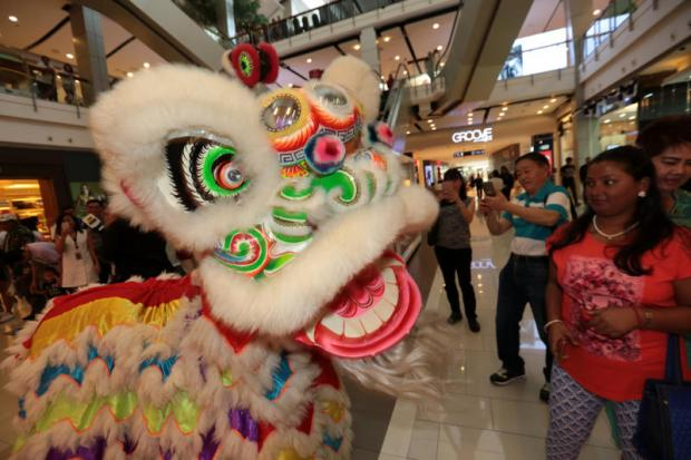 The shopping tax break is scheduled to coincide with Chinese New Year in 2019.