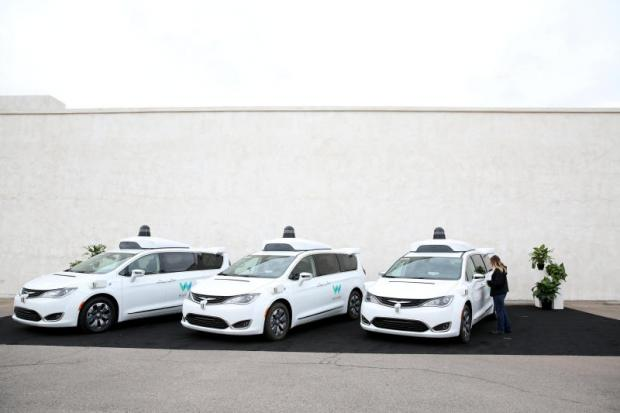 Waymo launches self-driving taxi service in US