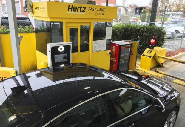 Hertz, Clear team up to speed rentals with biometric scans