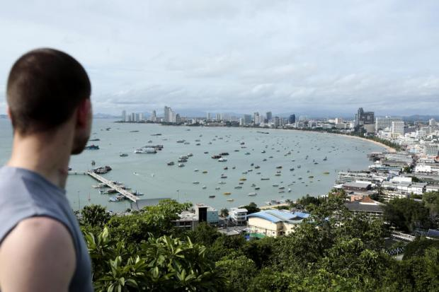 Hotels continue to sprout up all over Pattaya.