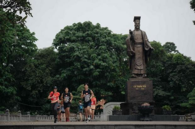 Eat, run and be merry in Hanoi