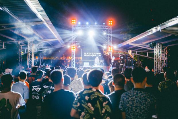 Block rockin' beats in bangkok