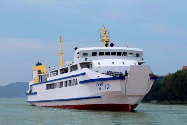 Raja Ferry to splash B110m this year at Surat Thani ports