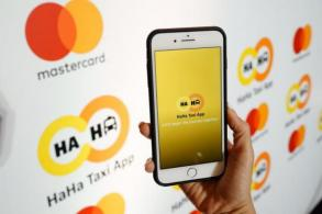 Howa unveils taxi-booking app to challenge Grab, Line
