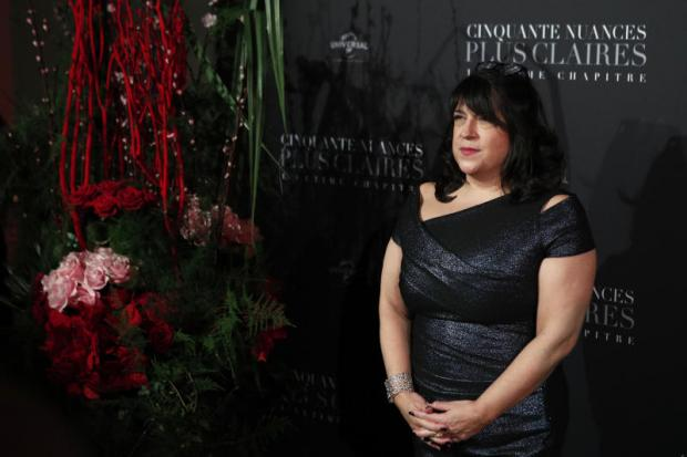 Fifty Shades author announces new novel