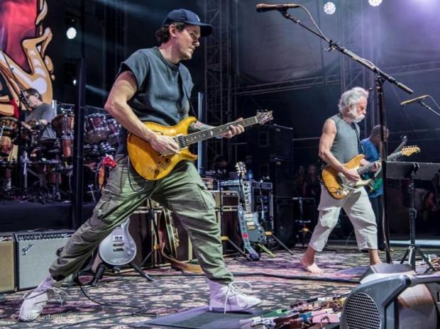 John Mayer brings new light to Bangkok