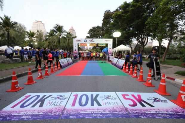 Sofitel Bangkok charity run returns
