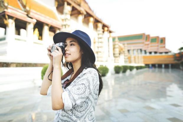 Nationality influences travel habits