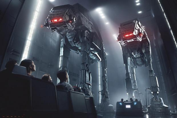 Galaxy's Edge to wow 'Star Wars' fans