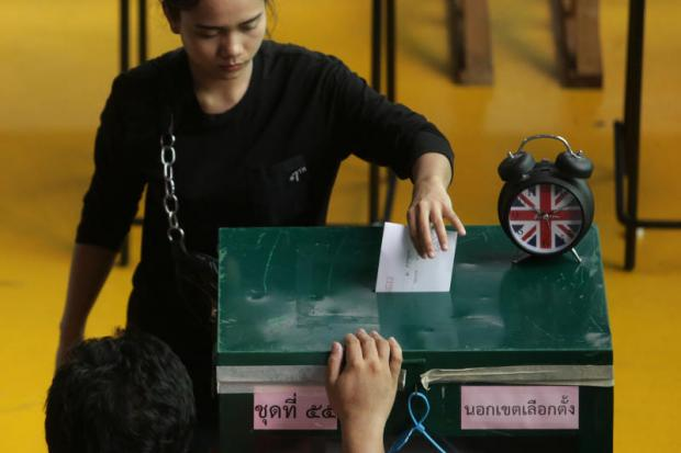 What to look for in Thai election results