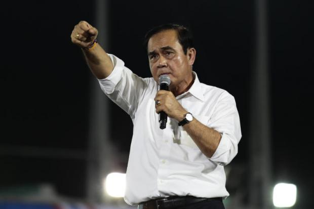'I would die for this country': Prayut